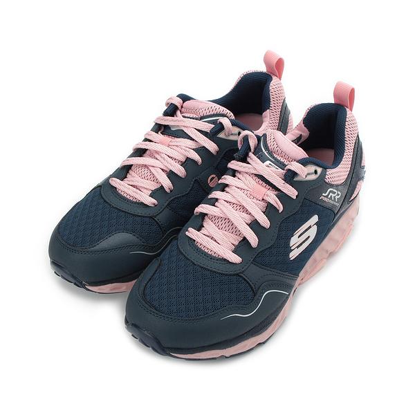 SKECHERS 慢跑系列 SRR PRO RESISTANCE 綁帶運動鞋 黑粉 88888338NVPK 女鞋