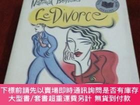 二手書博民逛書店NATIONAL罕見BESTSELLER LE DIVORCE 全國暢銷書《離婚》(英文原版)Y20470 D
