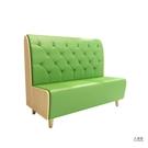 卡座沙發 定製茶餐廳咖啡廳西餐廳奶茶店火鍋漢堡店靠牆卡座沙發桌椅組合T