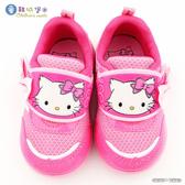童鞋城堡-Charmmy Kitty 女童 透氣運動鞋 CK8461 粉