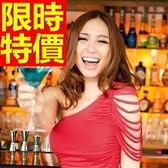 洋裝-夜店魅力閃亮韓版連身裙55h14【巴黎精品】