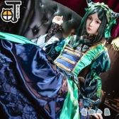 黑執事夏爾cos夏爾綠魔女篇cosplay洋裝服裝動漫女【奇趣小屋】