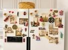 世界旅游紀念品冰箱貼歐洲各地立體3D高檔...
