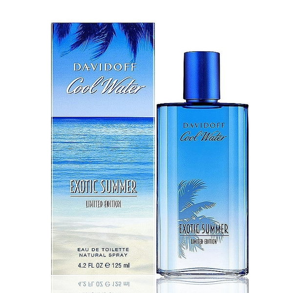 Davidoff Coolwater Exotic Summer 異國之戀男性淡香水 125 ml