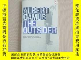 二手書博民逛書店The罕見Outsider(英文原版)Y11026 Albert Camus(阿爾伯特·特加繆) 著;Jos