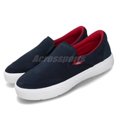Vans 滑板鞋 V9031 Slip On 藍 白 男鞋 運動鞋 懶人鞋 【PUMP306】 V9031NV
