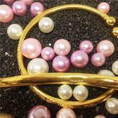 尾牙年貨 久不掉色沙金首飾越南歐幣鍍金手鐲子環飾品
