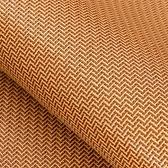 匠選涼席 1.8m床藤席1.5米雙面1.2可折疊家用冰絲草席子天然純藤 設計師