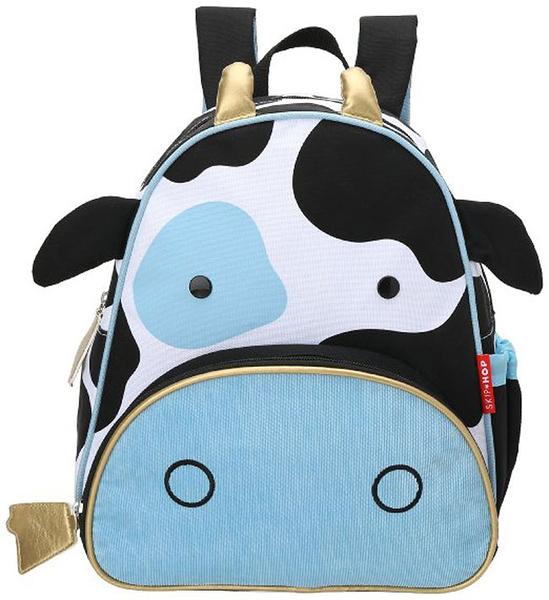 美國SKIP HOP  可愛動物園小童背包_牛牛