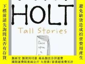 二手書博民逛書店Tall罕見Stories英文原版Y449990 Tom Holt 著 Orbit ISBN:9781841