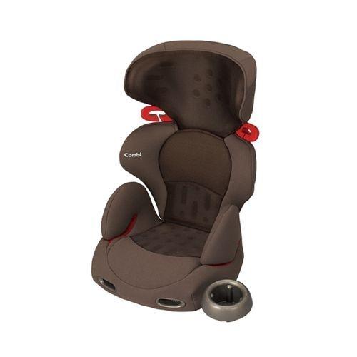 康貝 Combi Buon Junior 3-11歲成長型汽車安全座椅/汽座-網眼棕[衛立兒生活館]