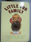 【書寶二手書T8/原文小說_NPD】The Little Fur Family_Brown, Margaret Wise