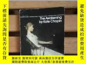 二手書博民逛書店英文原版:The罕見Awakening by Kate Chopin 覺醒Y7688 Kate Chopin