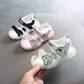 寶寶男童涼鞋1-3歲半小童2歲寶寶鞋男夏季軟底防滑鞋子女寶兒童鞋 居享優品