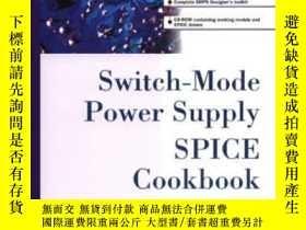 二手書博民逛書店Switch-mode罕見Power Supply Spice CookbookY307751 Christo
