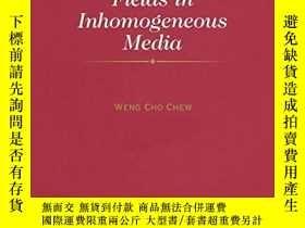 二手書博民逛書店Waves罕見And Fields In Inhomogenous MediaY256260 Weng Cho