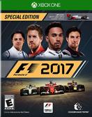 X1 一級方程式賽車 2017(英文版)