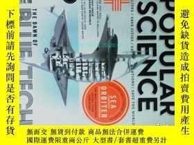 二手書博民逛書店POPULAR罕見SCIENCE 2014年6月 英文原版大衆科