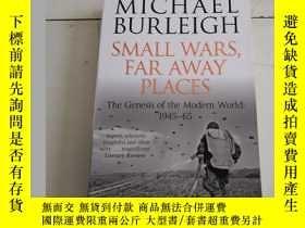 二手書博民逛書店《Small罕見Wars, Far Away Places》(M