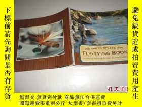 二手書博民逛書店THE罕見COMPLETE FLY-TYING BOOK各種釣魚