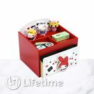 ﹝美樂蒂45週年單抽置物格盒﹞正版 收納盒 單抽 置物盒 小物盒 美樂蒂〖LifeTime一生流行館〗