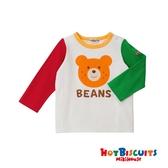 HOT BISCUITS 餅乾熊長袖T恤