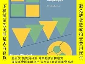 二手書博民逛書店Formal罕見Semantics Of Programming LanguagesY256260 Glynn