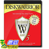 [106美國直購] 2017美國暢銷軟體 Disk Warrior 5 - Mac (select) Version 5 Edition
