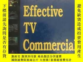 二手書博民逛書店How罕見To Produce Effective TV Com