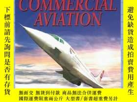 二手書博民逛書店Commercial罕見Aviation (Story of Flight (Hardcover))-商業航空(飛