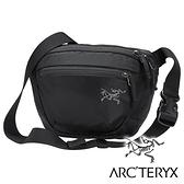 【Arc'teryx 始祖鳥】Mantis 多功能 腰包1L『黑』L07449000 休閒.露營.隨身包 旅行包 護照包 側背包