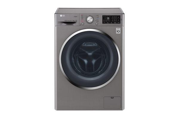 «0利率» LG樂金 9公斤 洗脫烘 滾筒洗衣機 WD-S90TCS 蒸氣洗衣 殺菌除蟎【南霸天電器百貨】