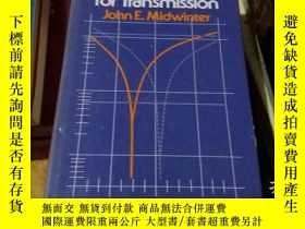 二手書博民逛書店Optical罕見Fibers for Transmission