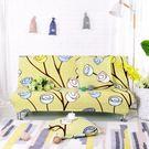 優質布多功能折疊沙發套1.2 1.8 1.5米布藝簡易 防塵沙發床罩