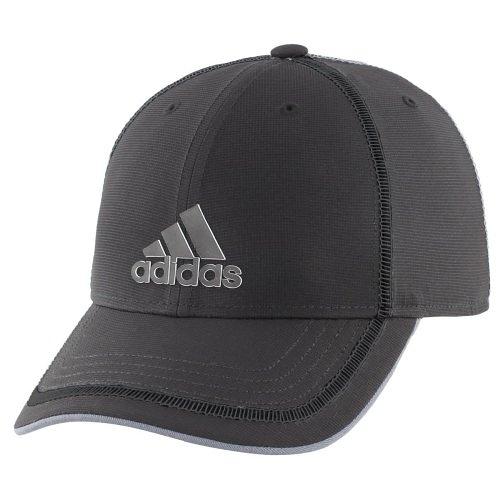 Adidas-  愛迪達Contract吸濕排汗防汗風格帽(黑色)