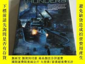 二手書博民逛書店DISTANT罕見THUNDERS(英文)Y200392 TAY