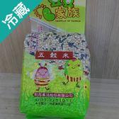 【豆豆家族】五穀米600G/包【愛買冷藏】