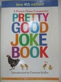 【書寶二手書T1/原文小說_BWH】Pretty Good Joke Book_Keillor, Garrison (INT)