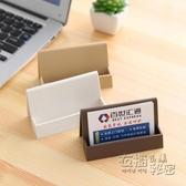 簡約商務辦公桌面 擺設件便條卡名片座名片盒SD N7206 衣櫥秘密