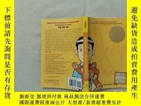 二手書博民逛書店AMERICAN罕見BORN CHINESEY332659