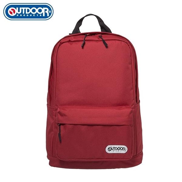 OUTDOOR - 極簡生活3.0-後背包-紅色 OD281100RD