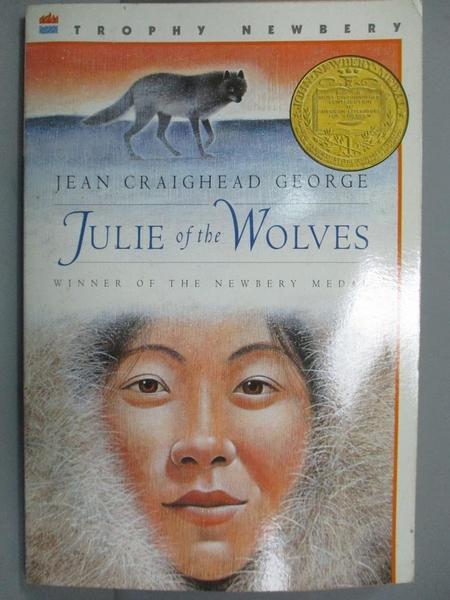 【書寶二手書T7/語言學習_LDM】Julie of the Wolves_George, Jean Craighead
