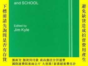 二手書博民逛書店Sign罕見And School (multilingual Matters)-標牌和學校(多語言事項)Y43