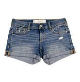 【Abercrombie & Fitch】A&F 麋鹿 女生 牛仔短褲
