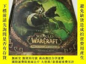 二手書博民逛書店THE罕見ART OF WORLD OF WARCRAFT :M