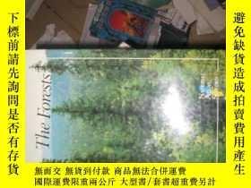 二手書博民逛書店THE罕見FORESTS 地圖9837 NILSERIK NAT