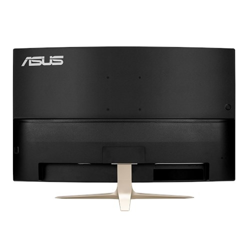 ASUS 華碩VA327H 32 型曲面電競電腦螢幕(不閃屏/低藍光/內建喇叭)【刷卡分期價】