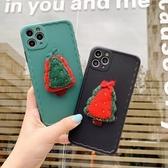 蘋果 iPhone XS XR XS MAX iX i8+ i7+ SE 2020 聖誕J 手機殼 全包邊 可掛繩 保護殼