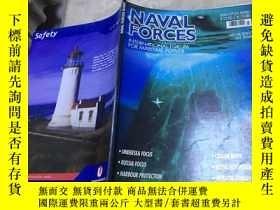 二手書博民逛書店NAVAL罕見FORCES NO.III 2007 VOL.XX