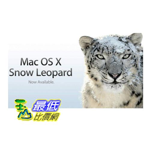 [8美國直購]2019 amazon 亞馬遜暢銷軟體 Mac OS X Snow Leopard 10.6 Boot Install Disk USB 16GB